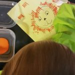Pintamos la melena del león