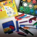 Material para pequeños artistas