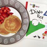 Dino Rex, un libro para imaginar y vivir aventuras