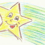 Una pequeña estrella #cuentosparamerendar