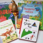 Libros de dinosaurios para pequeños lectores intrépidos