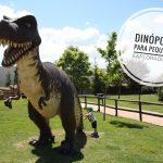 Cuatro días por Teruel descubriendo dinosaurios en Dinópolis