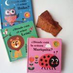 """Colección """"¿Dónde está…?"""", libros para jugar con los más peques"""