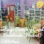 """Ana Guillén: """"Sin la colaboración de las madres, la biblioteca escolar no funcionaría"""""""