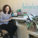Susana Ramírez: «Galimatazo es un compromiso con la infancia, con el medio ambiente y con el futuro que les dejamos»