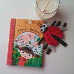 María Bichos, un libro para los pequeños coleccionistas de insectos