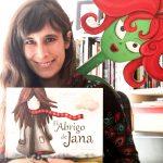 """Desiree Arancibia: """"Para publicar cuentos, a veces tenemos que lanzarnos a la piscina y probar"""""""