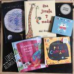 Cinco libros acumulativos para disfrutar de la lectura