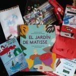 El jardín de Matisse, un libro para hablar de arte y crear con los peques