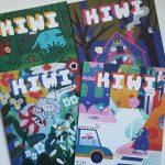 Kiwi, la revista infantil ilustrada que despierta la imaginación