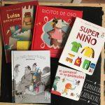 Cinco libros para disfrutar con los peques del carnaval