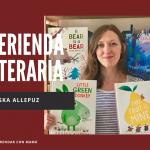 Anuska Allepuz: «Hay que rodear a los niños de libros, que puedan recorrer librerías, bibliotecas y participar en lecturas»