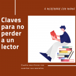 Tips para superar una «crisis lectora»
