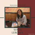 """Sonia Lerones: """"Somos escritores más transgresores, reinventamos la forma de contar las historias""""."""