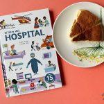"""""""El libro del hospital"""", un libro informativo para conocer los hospitales por dentro"""