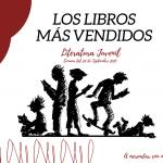 Las seis novelas juveniles más vendidas en la última semana de septiembre