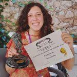 Festival Celsius. Patricia García-Rojo, la premiada escritora de la fantasía española juvenil